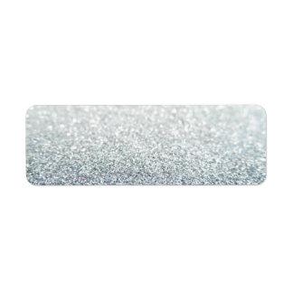 Glitter Label