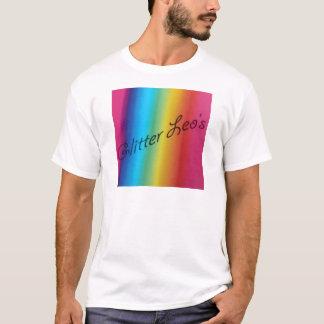 Glitter Leo's T-Shirt