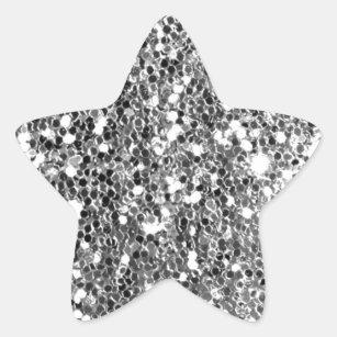 SILVER STICKERS RHINESTONE STARS NEW /& SEALED 161 PIECES