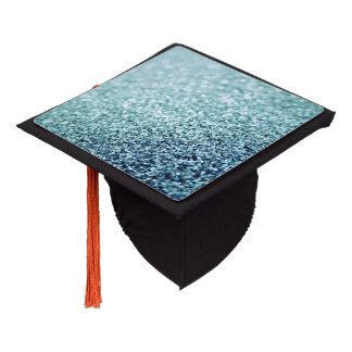 Glitter Luxury Diamond Shine Graduation Cap Topper