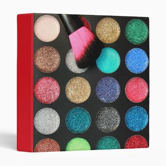 Glitter Makeup Binder