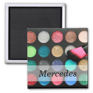 Glitter Makeup Magnet