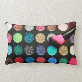 Glitter Makeup Pillow