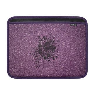 Glitter Monkey MacBook Sleeve