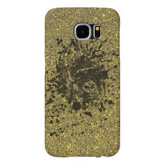 Glitter Monkey Samsung Galaxy S6 Case