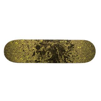 Glitter Monkey Skateboard