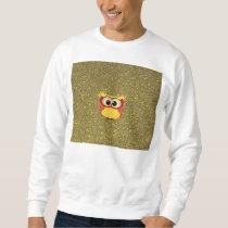 Glitter Owl Sweatshirt
