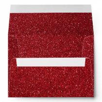 Glitter pattern Envelope