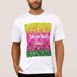 Glitter Pink Snakeskin T-Shirt