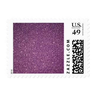 Glitter Postage