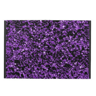 Glitter purple iPad air case