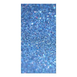 Glitter Shiny Luxury Card