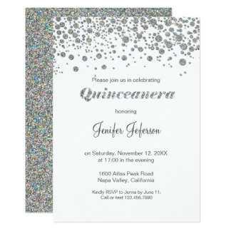 Invitation For Sweet 15 with amazing invitations layout