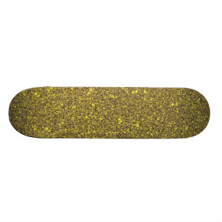 Glitter Skateboard Deck