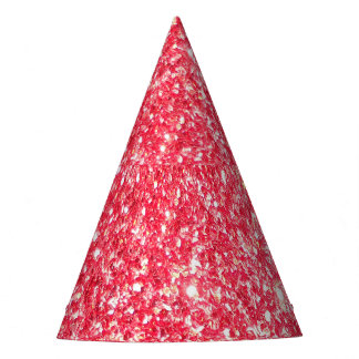 Glitter Sparkley Diamond Party Hat
