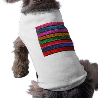 Glitter Stripes T-Shirt