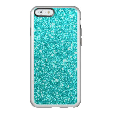 Beach Themed Glitter Template Incipio Feather Shine iPhone 6 Case