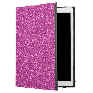 "Glitter Texture, Sparkling Glitter - Pink iPad Pro 12.9"" Case"