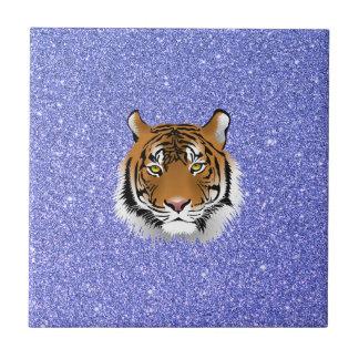 Glitter Tiger Ceramic Tile