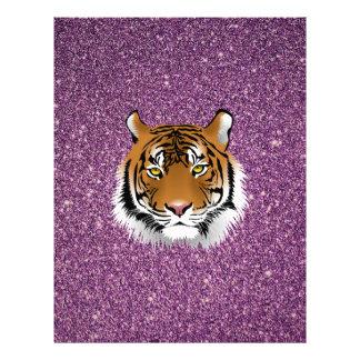 Glitter Tiger Flyer