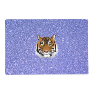 Glitter Tiger Placemat