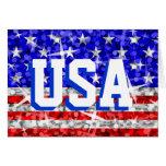 Glitter USA 'USA' 'Happy 4th of July' card