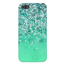 Glitter Variations I iPhone SE/5/5s Cover