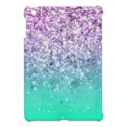 Glitter Variations IV iPad Mini Cases