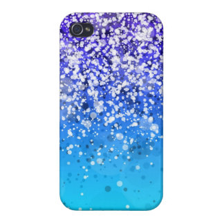 Glitter Variations VIII iPhone 4/4S Covers