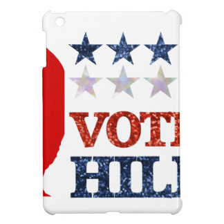 glitter vote hillary case for the iPad mini