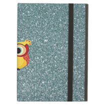 Glitter with Owl Cover For iPad Air