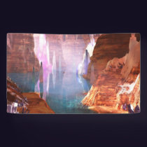Glittering Caves Banner