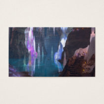 Glittering Caves by Night Bookmarks