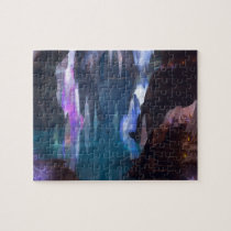 Glittering Caves by Night Puzzle