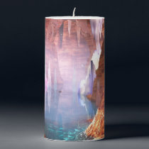 Glittering Caves Candle
