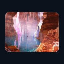 Glittering Caves Flexible Magnet
