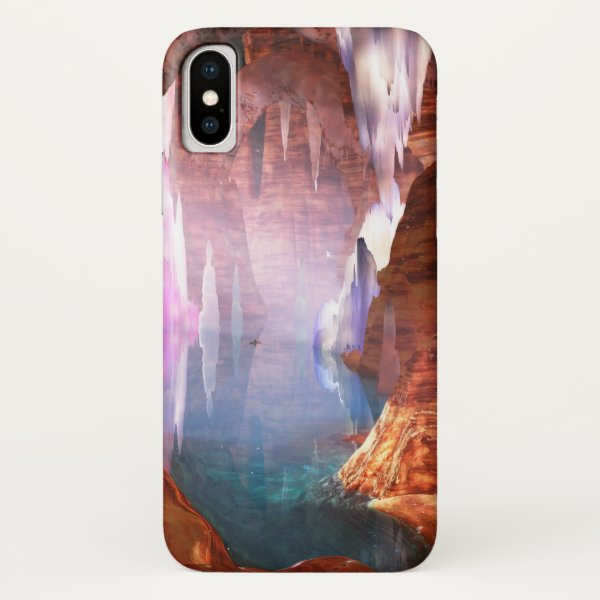 Glittering Caves iPhone Case-Mate