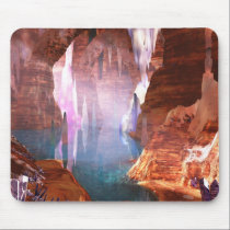 Glittering Caves Mousepad