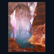 Glittering Caves Notebook