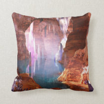 Glittering Caves Pillow
