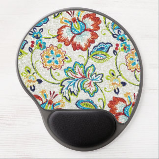 Glittering Flowers for Mom Gel Mouse Pad