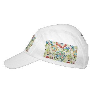Glittering Flowers for Mom Hat