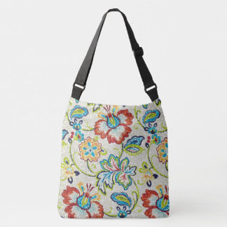 Glittering Flowers for Mom Tote Bag