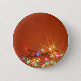 Glittering seasonal lights button