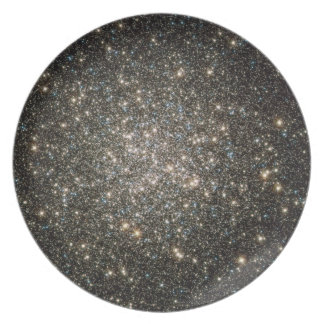 Glittering Stars Dinner Plate