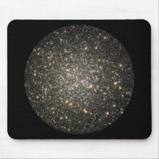 Glittering Stars Mouse Pad