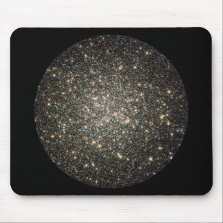 Glittering Stars Mouse Pad