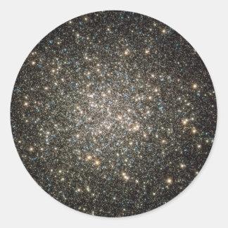Glittering Stars Stickers
