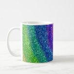 Glitters Rainbow Coffee Mug