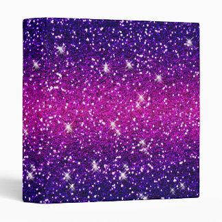 Glitters Sparkles Purple Pink Texture Binder